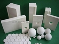 氧化铝耐磨陶瓷衬片 1