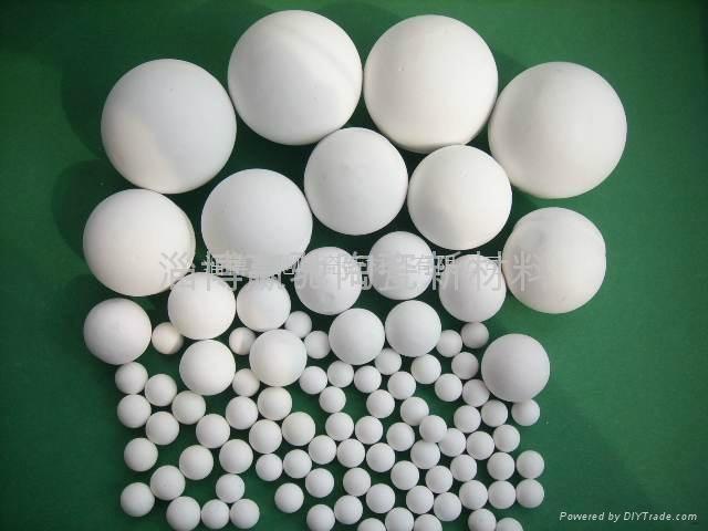 高鋁研磨球 1