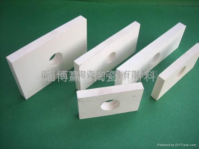 氧化鋁耐磨陶瓷襯板 1
