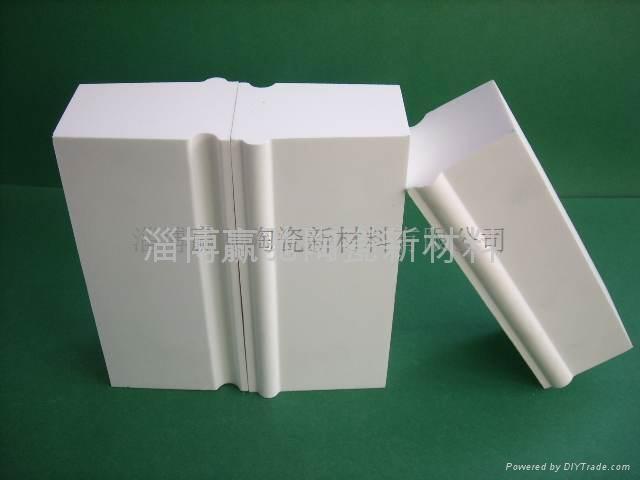 耐磨陶瓷襯磚 1