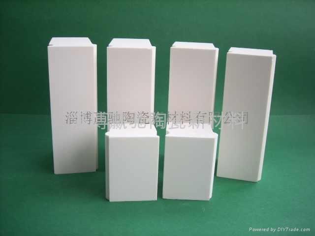 耐磨陶瓷襯磚 2