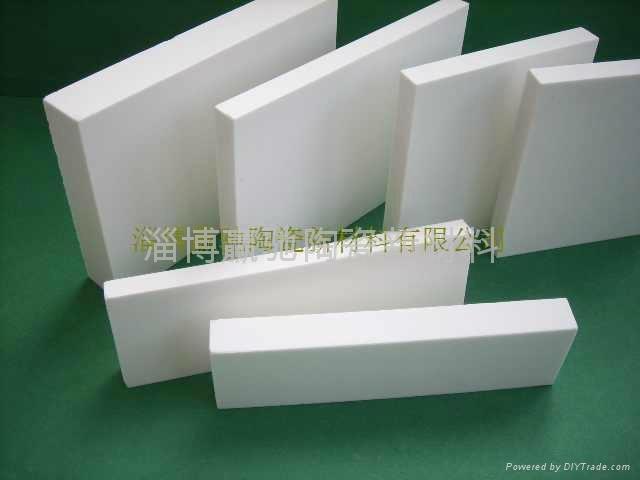 管道耐磨陶瓷襯板 2