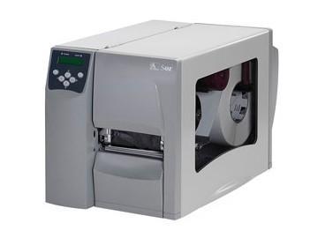美國斑馬s4m工商型打印設備 1