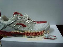 運動鞋模型
