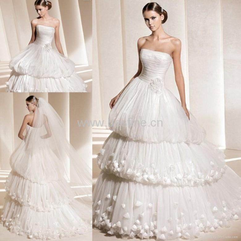 Fashion wedding dresses hedge funds blog articles for New wedding dress styles