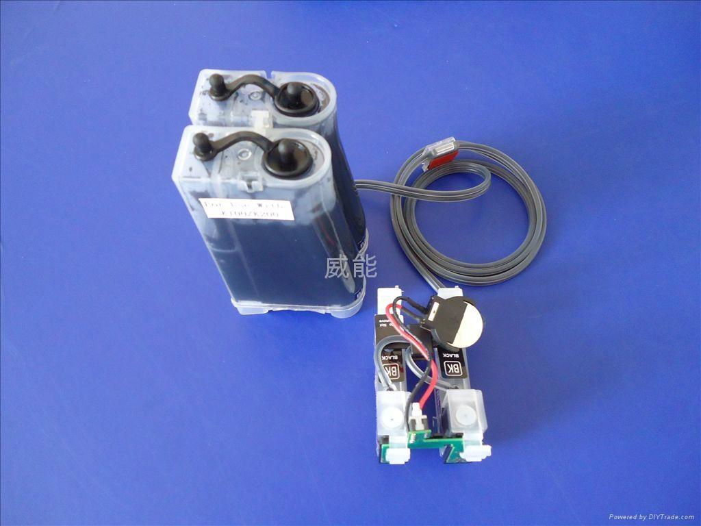 威佳 愛普生K100連供系統 T1371連供墨盒 2