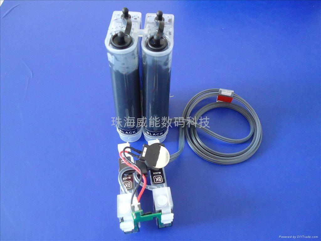 威佳 愛普生K100連供系統 T1371連供墨盒 3