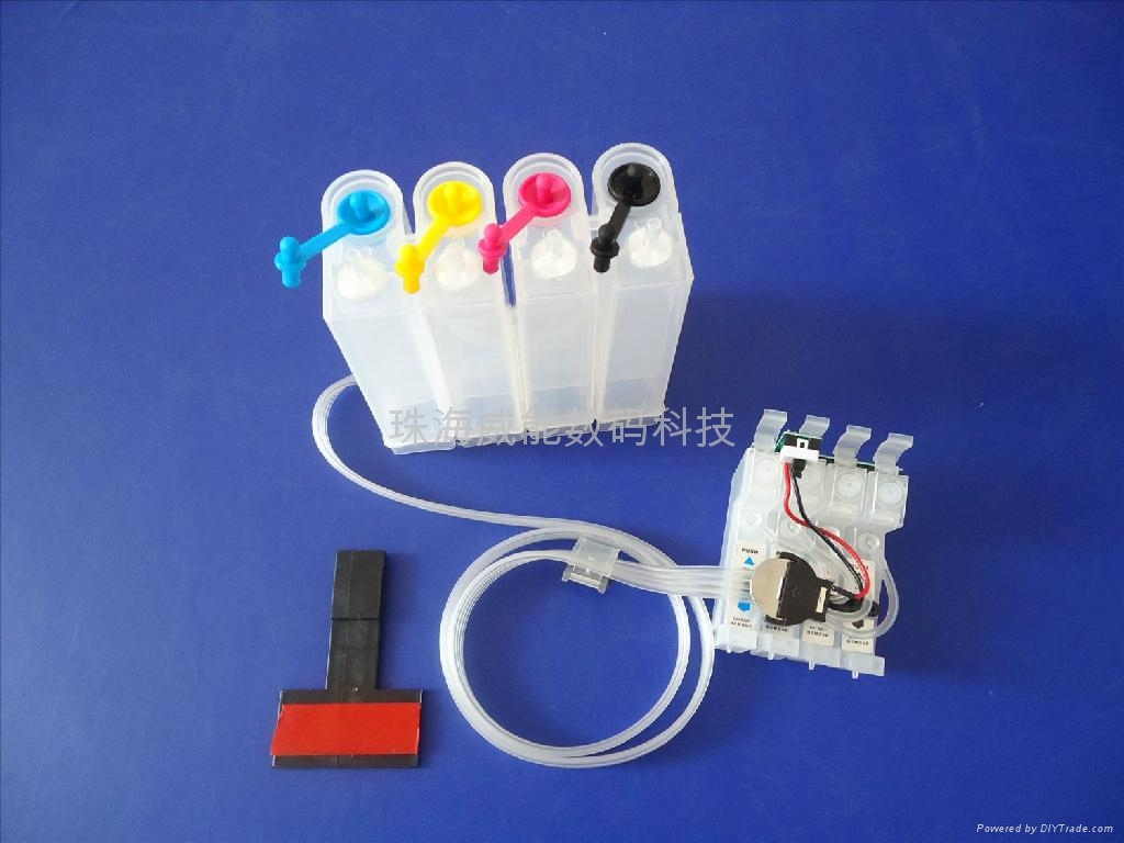 威佳 愛普生ME330連供系統 T1411-T1414連供墨 3