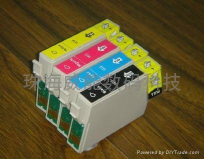 威佳 愛普生T1411兼容墨盒 1