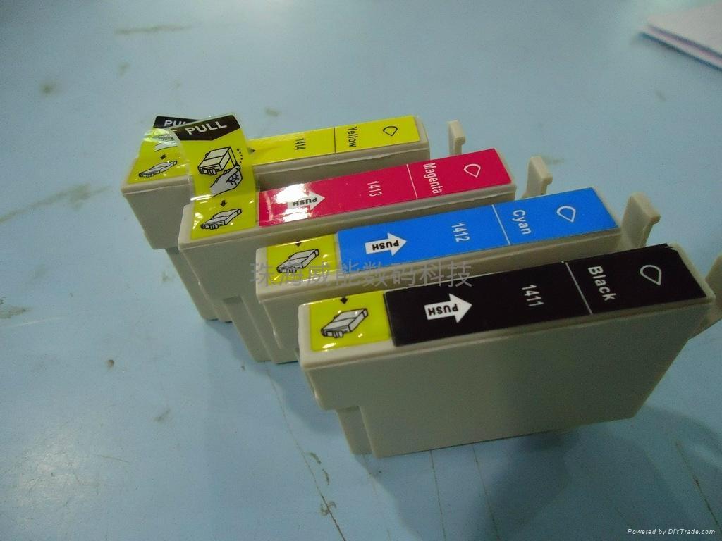 威佳 愛普生T1411兼容墨盒 3
