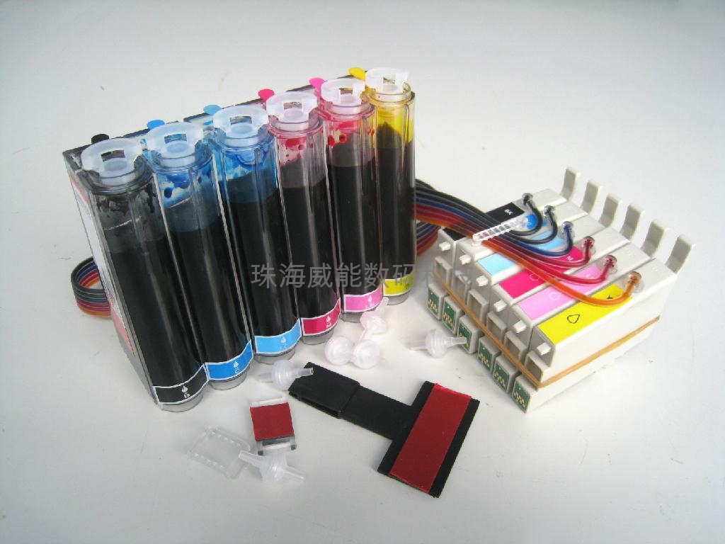 威佳 愛普生R230連續供墨系統 2