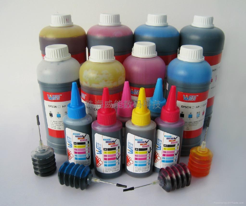 打印機染料墨盒水 1