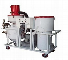 钢结构专用的环保型喷砂机