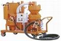 钢结构专用的环保型喷砂机 2