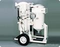 钢结构专用的环保型喷砂机 3
