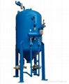 钢结构专用的环保型喷砂机 4