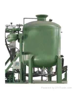 钢结构专用的环保型喷砂机 5