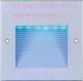 LED recessed wall light (WT-RW18301