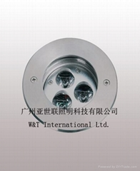 LED underwater light (WT-RU30301)