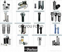 PARKER過濾器濾芯代理