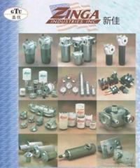 ZINGA工業過濾器濾芯