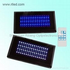 automatic moonlight & daylight LED aquarium light