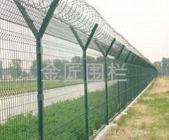監獄圍網機場護欄