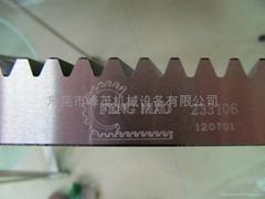 激光切割机用齿条