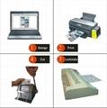 Dragon Sheet ID Card Printing Unit