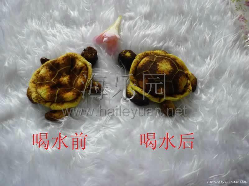 海乐园水宝宝; 供应毛绒玩具,仿真海洋动物海龟水宝宝