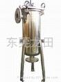 蜂蜜果酒1號不鏽鋼袋式過濾器
