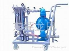 高粘度移動式液體過濾器