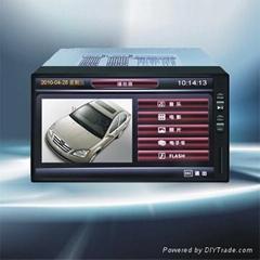 Universal double din car dvd navigation