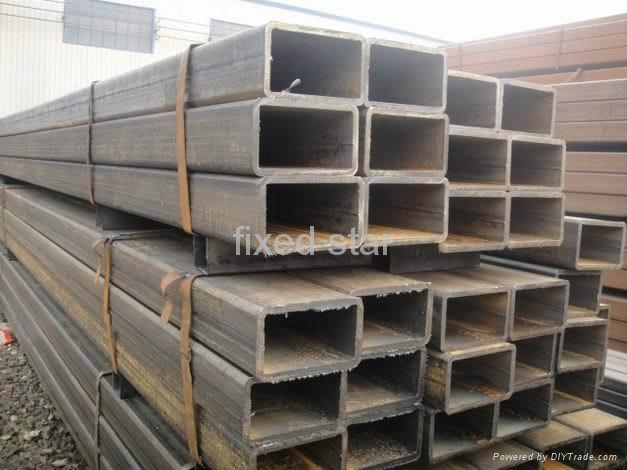 Structural hollow sections china manufacturer steel