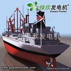 熱賣風光互補船用供電系統