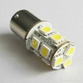 LED T25 Auto Turning Light