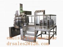 Sells Vacuum Emulsifying Machine