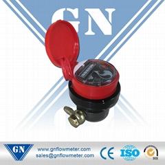 Fuel consumption flow meter (VZ08R , mechanical display ,pulse output)