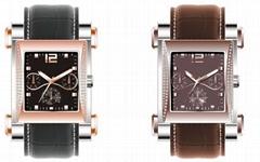 Fashion wrist watch