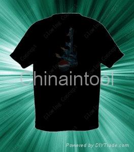 声控体恤衫 4