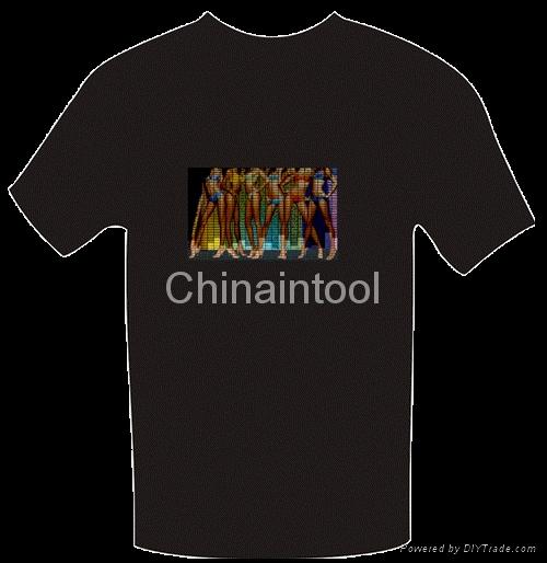 EL音乐T恤 1