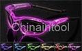 el发光眼镜 2