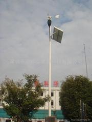 太阳能路灯照明系统