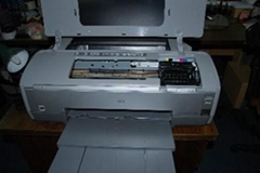 万能名片打印机