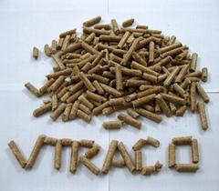 high calorific wood pellet from Vietnam