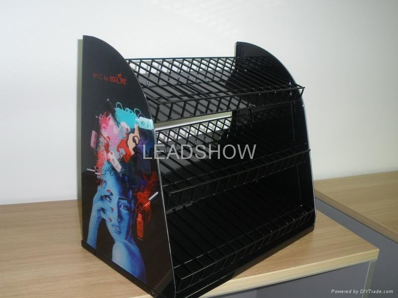 cosmetic display stand 1