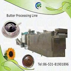 Sesame paste machinery
