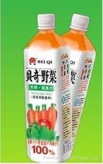 貝奇野菜汁胡蘿蔔汁