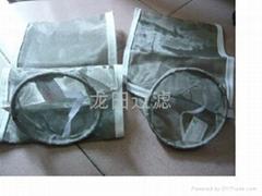 供應不鏽鋼鋼環濾袋