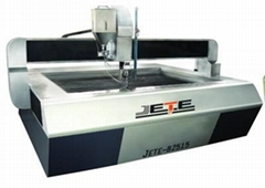 Water jet cutting machine with CE